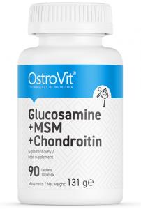 OstroVit Glucosamine+MSM+Chondroitin