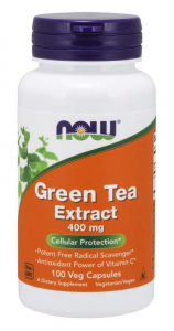 Now Foods Green Tea Extract 400 mg