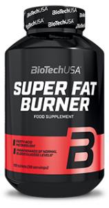 Biotech Usa Super Fat Burner Weight Management