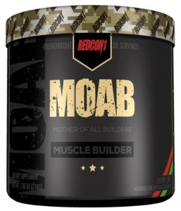Redcon1 MOAB Pre Workout & Energy