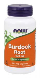 Now Foods Burdock Root 430 mg