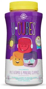 Solgar U-Cubes