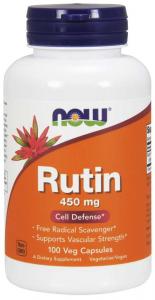 Now Foods Rutin 450 mg