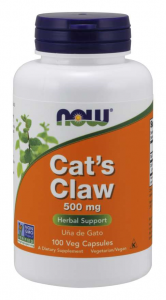 Now Foods Cat's Claw 500 mg