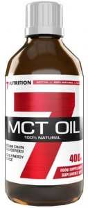 7Nutrition MCT Oil Weight Management