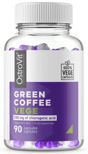 OstroVit Green Coffee VEGE Zaļā Kafija Svara Kontrole