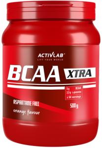 Activlab BCAA Xtra Aminoskābju Maisījumi L-Glutamīns Aminoskābes