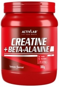 Activlab Creatine + Beta-Alanine Amino Acids