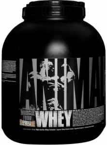 Universal Nutrition Animal Whey Proteins