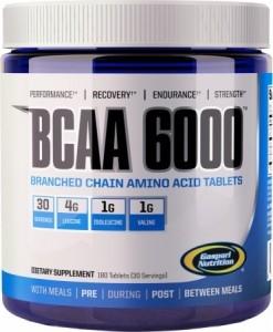Gaspari Nutrition BCAA 6000 Аминокислоты