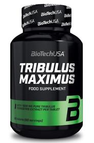 Biotech Usa Tribulus Maximus Testosterona Līmeņa Atbalsts