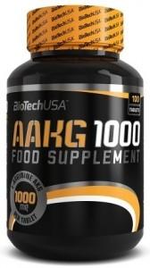 Biotech Usa AAKG 1000 Усилители Оксида Азота Л-Аргинин Аминокислоты Пeред Тренировкой И Энергетики
