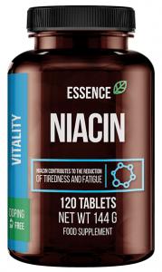 Essence Nutrition Niacin 500 mg