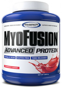 Gaspari Nutrition MyoFusion Advanced Casein Proteins