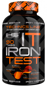 IHS Technology Iron Test Поддержка Уровня Тестостерона