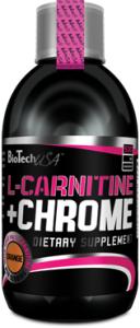 Biotech Usa L-Carnitine + Chrome Л-Карнитин Контроль Веса