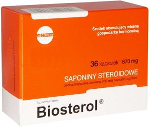 Megabol Biosterol Поддержка Уровня Тестостерона