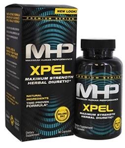 MHP XPEL Диуретики Водные Таблетки Контроль Веса