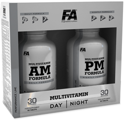 FA Nutrition Multivitamin AM + PM Formula