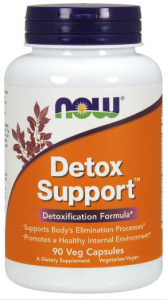 Now Foods Detox Support
