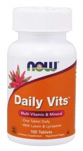 Now Foods Daily Vits