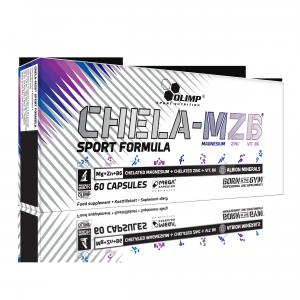 Olimp Chela MZB Sport ZMA Поддержка Уровня Тестостерона