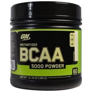 Optimum Nutrition BCAA 5000 Powder Amino Acids