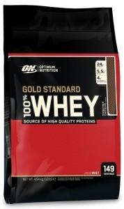 Optimum Nutrition Gold Standard 100% Whey Proteins
