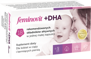 Salvum Lab Feminovit + DHA