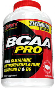 SAN BCAA Pro L-Глутамин Аминокислоты