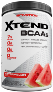 Scivation Xtend BCAA Amino Acids Intra Workout
