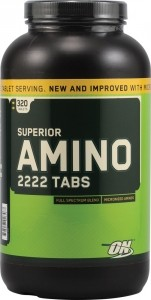Optimum Nutrition Superior Amino 2222 Аминокислоты