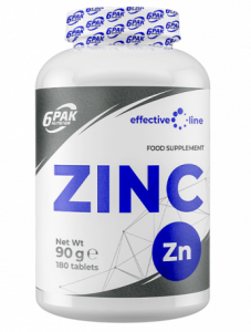 6Pak Nutrition Zinc