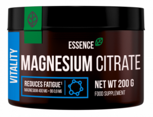 Essence Nutrition Magnesium Citrate