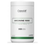 OstroVit Arginine 1000 L-Arginīns Aminoskābes Pirms Treniņa Un Еnerģētiķi
