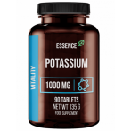 Essence Nutrition Potassium 1000 mg