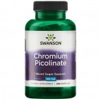 Swanson Chromium Picolinate Appetite Control Weight Management