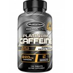 MuscleTech Platinum 100% Caffeine Pre Workout & Energy