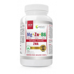 WISH Pharmaceutical Magnesium + Zinc + Vitamin  B6 (ZMA)