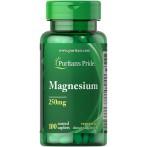 Puritan's Pride Magnesium 250 mg