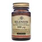 Solgar Selenium 100 mcg Yeast Free