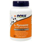 Now Foods L-Tyrosine 750 mg L-Tirozīns Aminoskābes