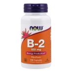Now Foods Vitamin B-2 100 mg