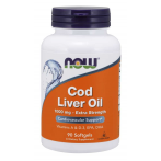 Now Foods Cod Liver Oil 1000 mg