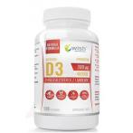 WISH Pharmaceutical Vitamin D 3 forte 4000 iu 100 mcg + prebiotic
