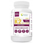 WISH Pharmaceutical Vitamin K2 MK-7 100 mcg