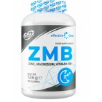 6Pak Nutrition ZMB ZMA Testosterone Level Support