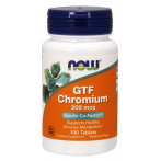 Now Foods GTF Chromium 200 mcg