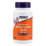 Now Foods Alpha Lipoic Acid 600 mg Appetite Control Weight Management