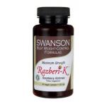 Swanson Maximum Strength Razberi-K 500 mg Кетоны Малины Контроль Веса